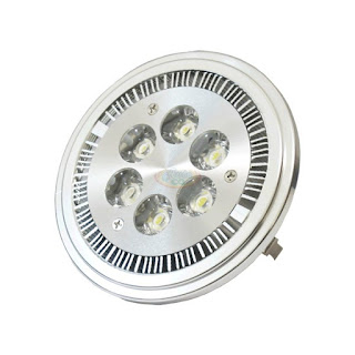 10W AR111 LED投射燈,LED燈泡