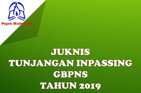 Juknis Tunjangan Inpassing 2019