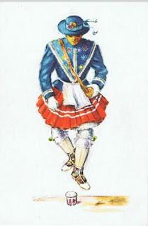 danse basque soule