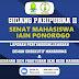 Sidang Paripurna II Online SEMA-I: Pemaparan LPJ DEMA-I Sekaligus Pengesahan UKM Reog