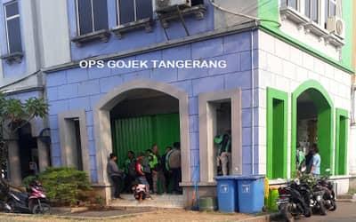 Cara daftar Gojek Tangerang dan alamat kantornya