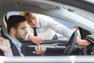 Jasa Kursus Mengemudi Mobil