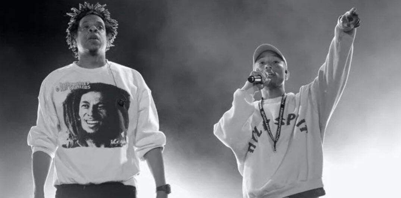 """JAY-Z And Pharrell Reunite On """"Entrepreneur"""""""