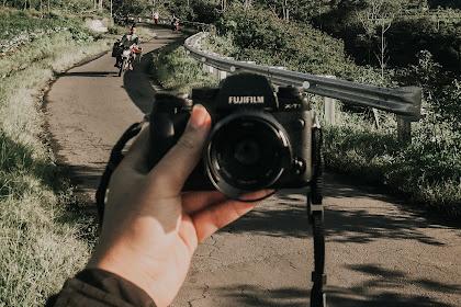 Kamera Mirrorless Fujifilm X-T1 untuk Traveling di Tahun 2020