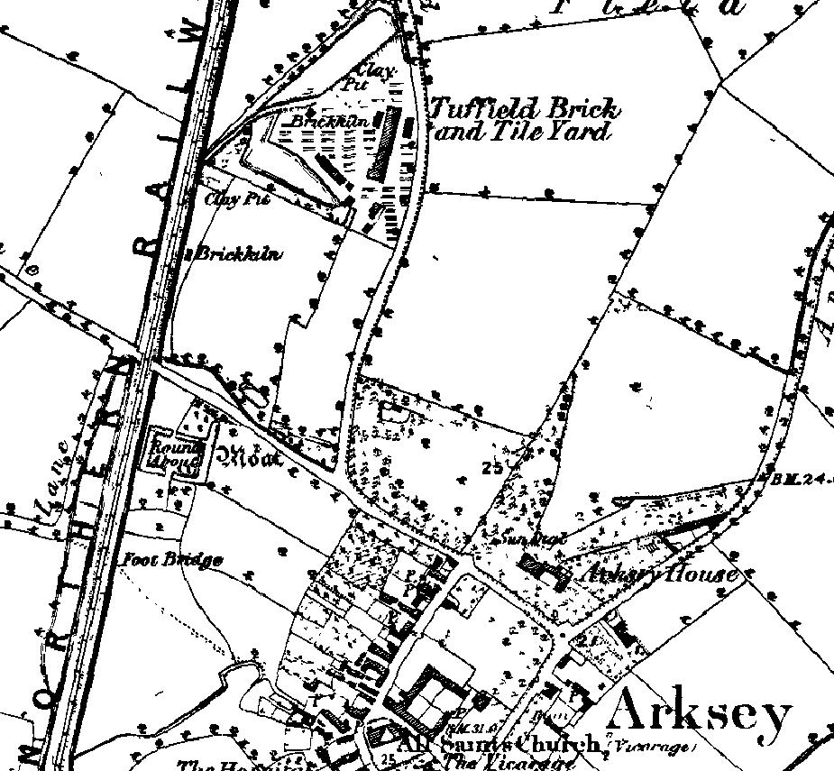 Arksey Village, A History: A Brief History of Arksey