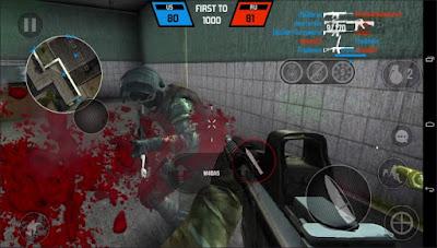 تحميل لعبة قوة الرصاص مهكرة, لعبة Bullet Force مهكرة مدفوعة, تحميل APK Bullet Force, لعبة Bullet Force مهكرة جاهزة للاندرويد, Bullet Force apk