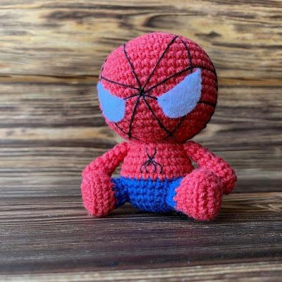Spider-Man крючком