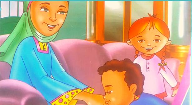 قصص اطفال جديدة / وبالوالدين احسانا