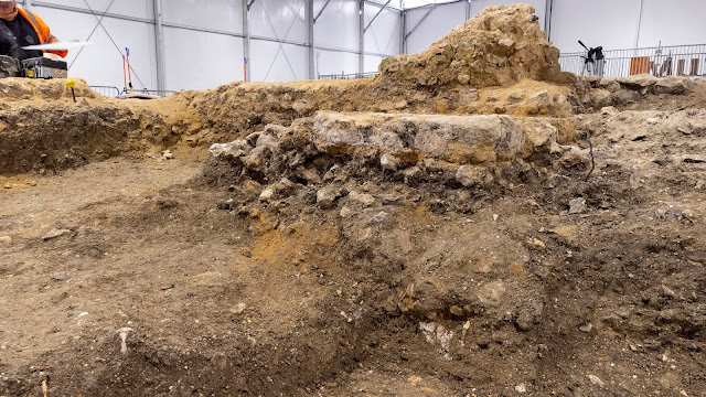 Archaeologists uncover 'Anglo-Saxon church' in Stoke Mandeville, England