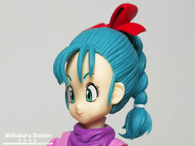 S.H.Figuarts BULMA - Adventure Begins - de Dragon Ball - Tamashii Nations