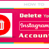 Delete Account From Instagram