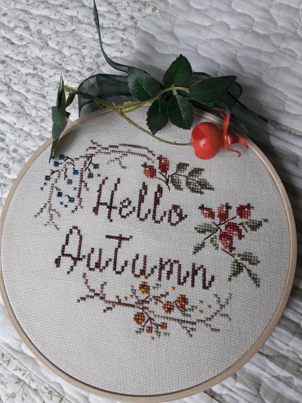 La Comtesse Et Le Point De Croix : comtesse, point, croix, Comtesse, Point, Croix:, Hello, Autumn