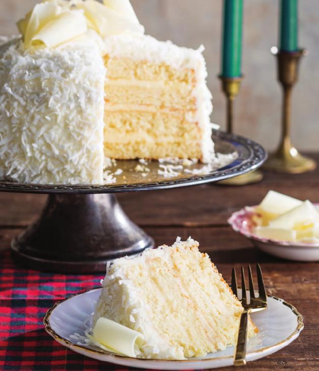 Coconut Layer Cake 2020