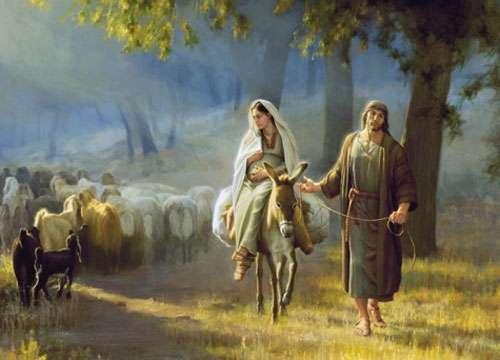 ¿Qué relación tuvo José con María?