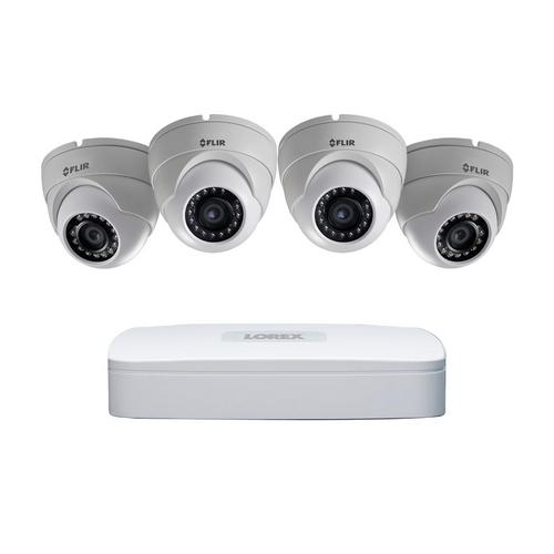 Lorex, HDIP44D 1080p High Definition IP Security Camera System