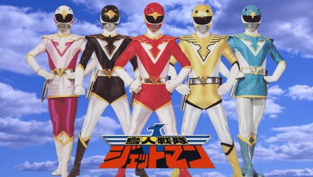 Chojin Sentai Jetman Episode 01 – 51 BATCH Subtitle Indonesia