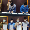 Wako AJB Tuntaskan Persoalan Aset dari Pemkab Kerinci Ditengah Pandemi Covid-19