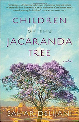 Children of the Jacaranda Tree by Sahar Delijani (Book cover)