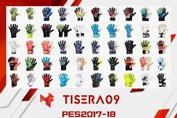 New Glove Pack - PES 2017, PES 2018, PES 2019 & PES 2020