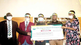 16 UTME Candidates awarded with scholarship for their excellent performance