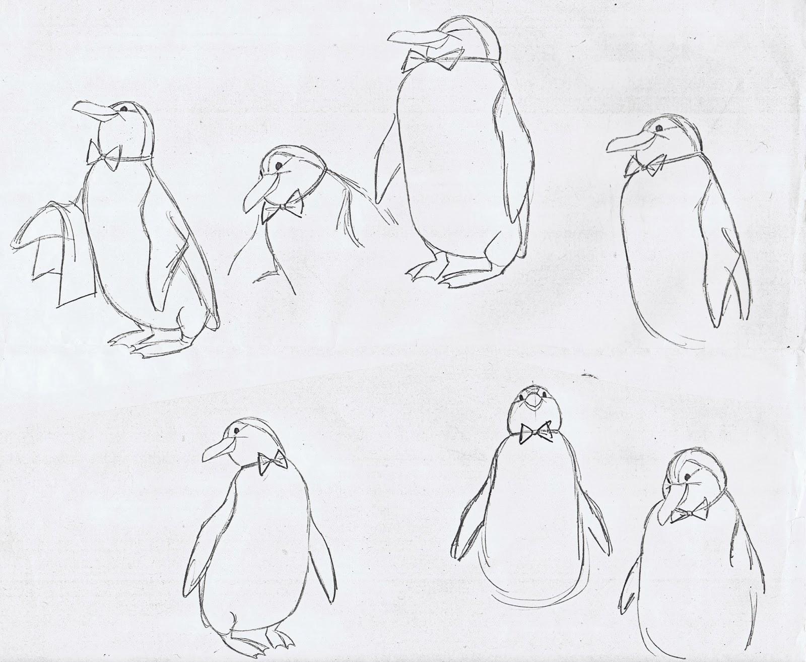 Deja View Penguins