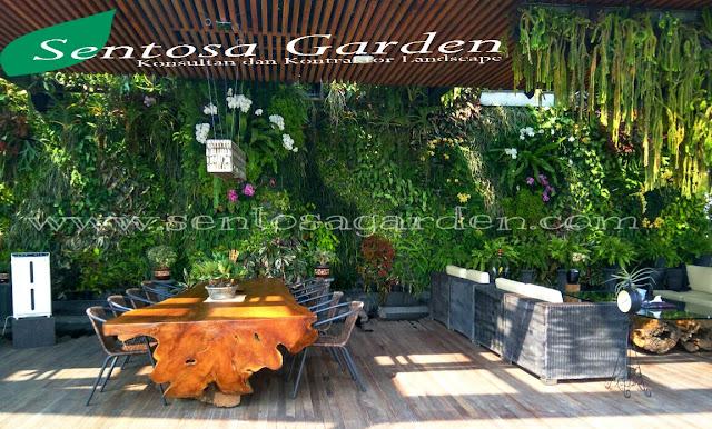 Vertical garden jakarta
