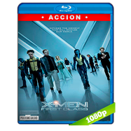 X-Men: Primera generación (2011) Full HD 1080p Latino