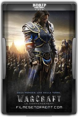 Warcraft O Primeiro Encontro de Dois Mundos Torrent