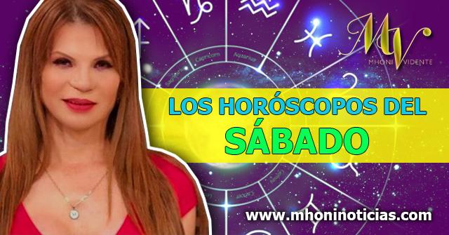 Los Horóscopos del SÁBADO 17 de OCTUBRE del 2020 - Mhoni Vidente