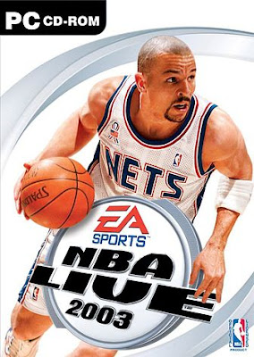 NBA Live 2003 PC Game