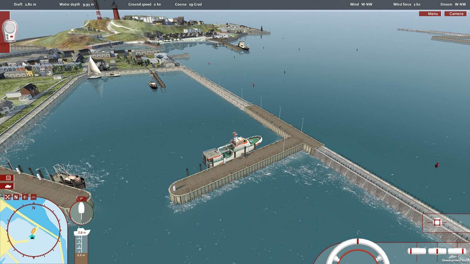 تحميل لعبة Ship Simulator Maritime Search and Rescue مضغوطة كاملة بروابط مباشرة مجانا