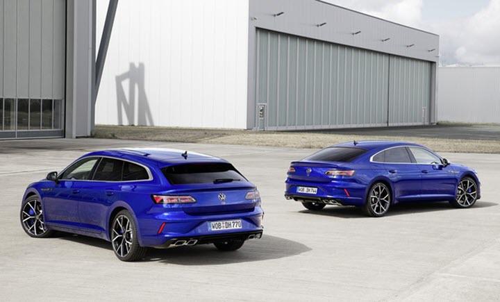 Volkswagen Arteon R ra mắt - sedan mạnh 315 mã lực