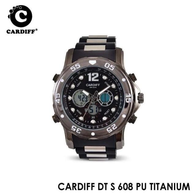 CARDIFF Dual Time 608 PU
