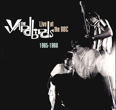 The YardBirds Live At The BBC (1965-68)