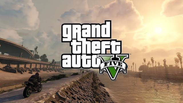 Download GTA (Grand Theft Auto) Versi V For PC
