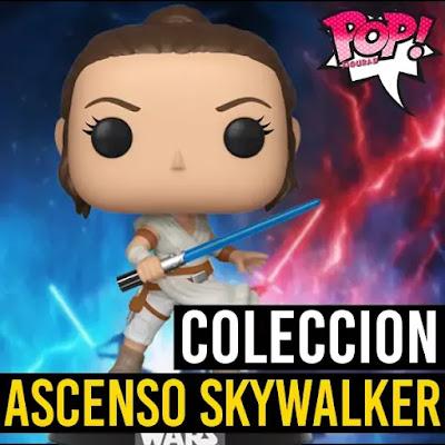 Lista de figuras funko pop Ascenso de Skywalker