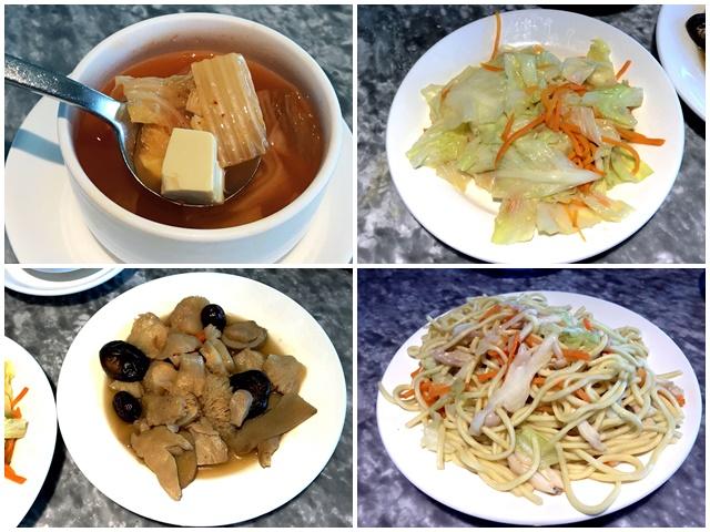 凱撒大飯店朋派自助餐廳素食套餐~板橋葷素吃到飽