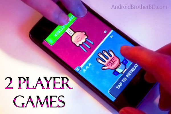 10 Best 2 Player Android Games for Same device