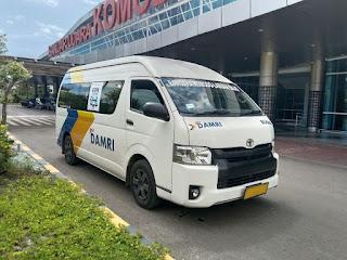DAMRI Perkuat Layanan Wisata dari Bandara Komodo ke Labuan Bajo