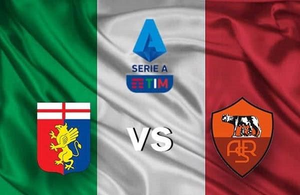 بث مباشر مباراة روما وجنوي