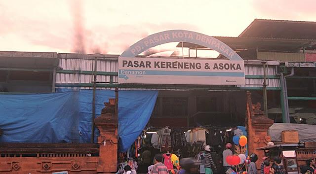 Pasar Kreneng Denpasar sebagai Tempat Wisata Malam di Bali