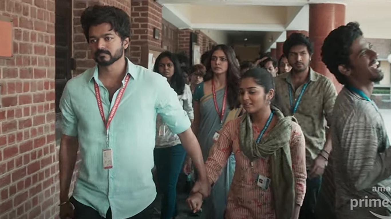 Master Tamil Movie Deleted Scene 1