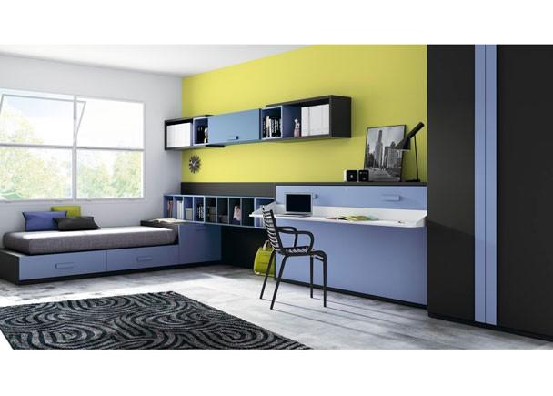 Camas abatibles con escritorio - Construir cama abatible ...
