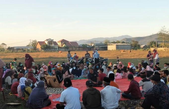Trandisi 'Ngaha Kawiri' dan Ritual Do'a Ala Warga Dusun Transad Komplek Desa Doromelo