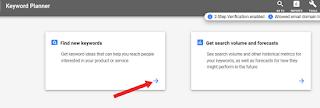 Google Keyword Planner Tool se Keyword kaise Search kare