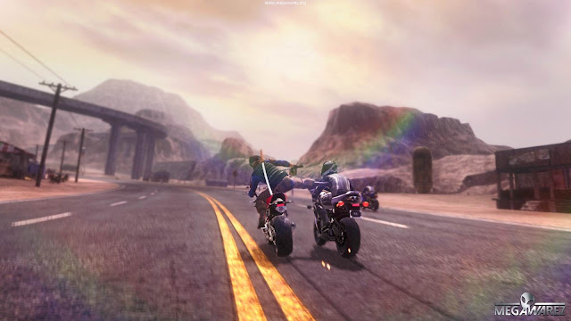 Road Redemption pc imagenes
