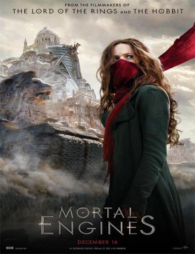 Ver Máquinas Mortales Mortal Engines 2018 Online Peliculas
