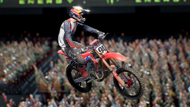 Monster Energy Supercross The Official Videogame 4 PC