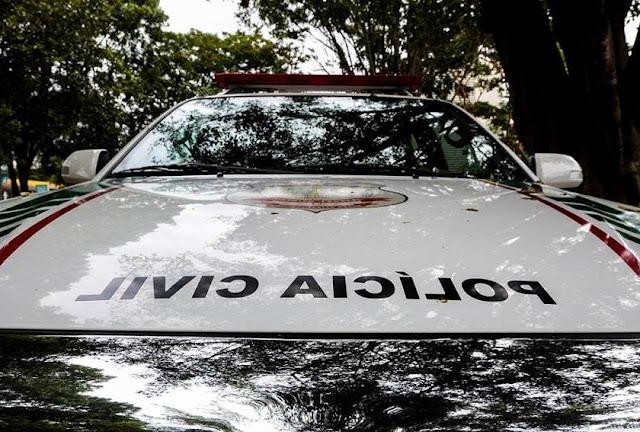 Dupla armada assalta ônibus em São Sebastião