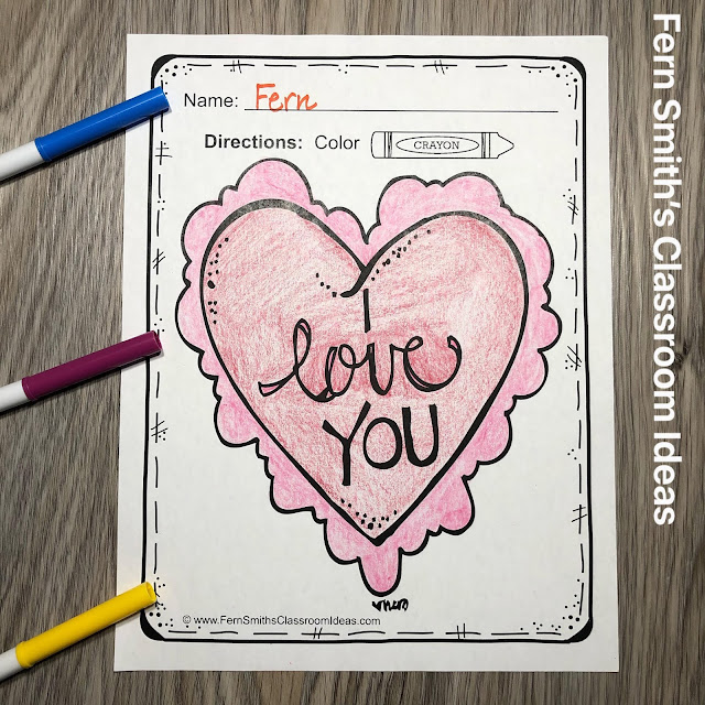 Click here to read more about the full Mother's Day Coloring Pages & Activities!